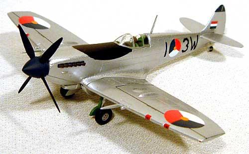 スピットファイア Mk.IX 322 Sqn LSK オランダ空軍完成品(ウイッティ・ウイングス1/72 スカイ ガーディアン シリーズ (レシプロ機)No.74071)商品画像_2