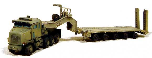 M1070 HET オシュコシュレジン(紙でコロコロ1/144 ミニミニタリーフィギュアNo.062)商品画像_3