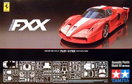 フェラーリ FXXプラモデル(タミヤ1/24 スポーツカーシリーズNo.292)商品画像
