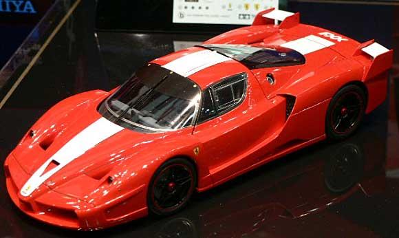 フェラーリ FXXプラモデル(タミヤ1/24 スポーツカーシリーズNo.292)商品画像_2