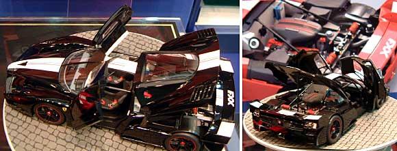 フェラーリ FXXプラモデル(タミヤ1/24 スポーツカーシリーズNo.292)商品画像_3