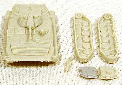 BMP-1レジン(紙でコロコロ1/144 ミニミニタリーフィギュアNo.063)商品画像_2