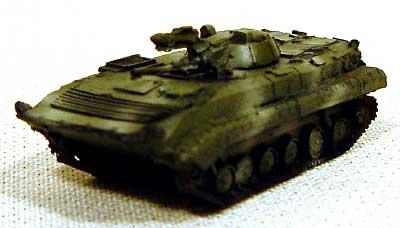 BMP-1レジン(紙でコロコロ1/144 ミニミニタリーフィギュアNo.063)商品画像_3
