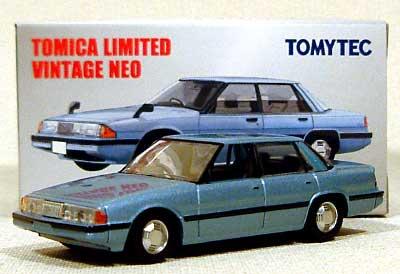 マツダ ルーチェ (XG-S 2000 EGI) 青ミニカー(トミーテックトミカリミテッド ヴィンテージ ネオNo.LV-N001a)商品画像