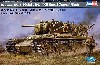 ロシア KV-1 重戦車 溶接砲塔 (初期型) 1941年