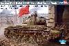 ロシア KV-1重戦車 溶接砲塔 (装甲強化型) 1942年