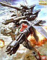 バンダイMG (マスターグレード)GAT-X105 ストライクガンダム + I.W.S.P.