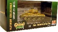 イージーモデル1/72 AFVモデル(塗装済完成品)M4A1 シャーマン (Mid) 第4機甲師団