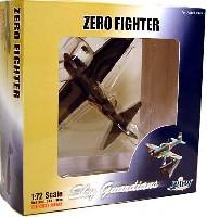 ウイッティ・ウイングス1/72 スカイ ガーディアン シリーズ (レシプロ機)零式艦上戦闘機 32型 筑波航空隊