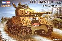 ホビーボス1/48 ファイティングビークル シリーズM4A3E8 シャーマン 朝鮮戦争