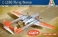 イタレリ1/72 航空機シリーズフェアチャイルド C119 フライングボックスカー (ピクチャーブック付)