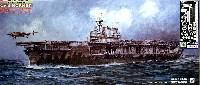 アメリカ海軍 ヨークタウン級航空母艦 CV-8 ホーネット エッチング付