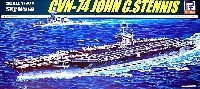 ピットロード1/700 スカイウェーブ M シリーズアメリカ海軍 ニミッツ級航空母艦 CVN-74 ステニス