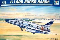 ノースアメリカン F-100D スーパーセイバー