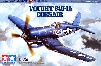 タミヤ1/72 ウォーバードコレクションヴォート F4U-1A コルセア