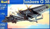 レベル1/144 飛行機ユンカース G-38