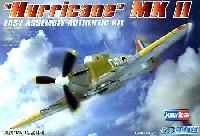 ホビーボス1/72 エアクラフト プラモデルハリケーン Mk.2