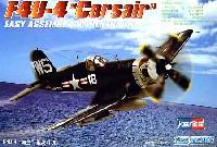 ホビーボス1/72 エアクラフト プラモデルF4U-4 コルセア