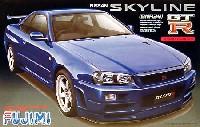 ニッサン スカイライン GT-R (BNR34) ニスモバンパー仕様