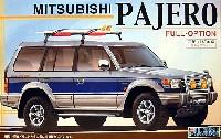 フジミ1/24 インチアップシリーズ (スポット)三菱 パジェロ フルオプション
