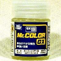 GSIクレオスMr.カラー GXスーパークリアー 3 (光沢)