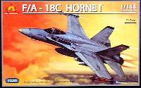 エース コーポレーション1/144 エアクラフトF/A-18C ホーネット