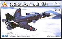 エース コーポレーション1/144 エアクラフトスホーイ S-37 ベルクト
