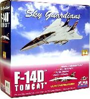 ウイッティ・ウイングス1/72 スカイ ガーディアン シリーズ (現用機)F-14B トムキャット VF-103 ジョリーロジャース メリークリスマス