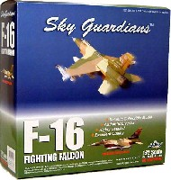 ウイッティ・ウイングス1/72 スカイ ガーディアン シリーズ (現用機)F-16 ファイティングファルコン USAF グリーン迷彩 ネリスAFB