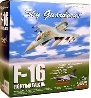 ウイッティ・ウイングス1/72 スカイ ガーディアン シリーズ (現用機)F-16 ファイティングファルコン USAF ネリス AFB アドバーサリー