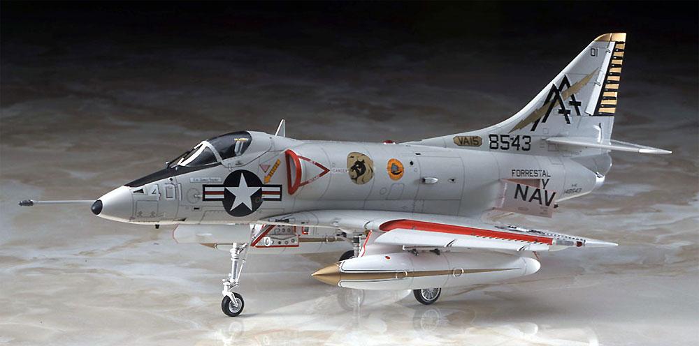 A-4C スカイホークプラモデル(ハセガワ1/48 飛行機 PTシリーズNo.PT022)商品画像_2