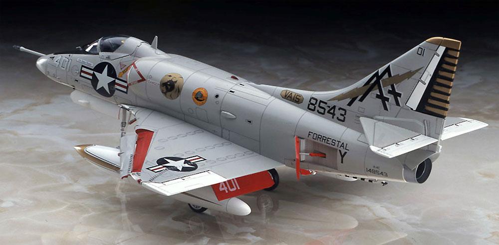 A-4C スカイホークプラモデル(ハセガワ1/48 飛行機 PTシリーズNo.PT022)商品画像_3