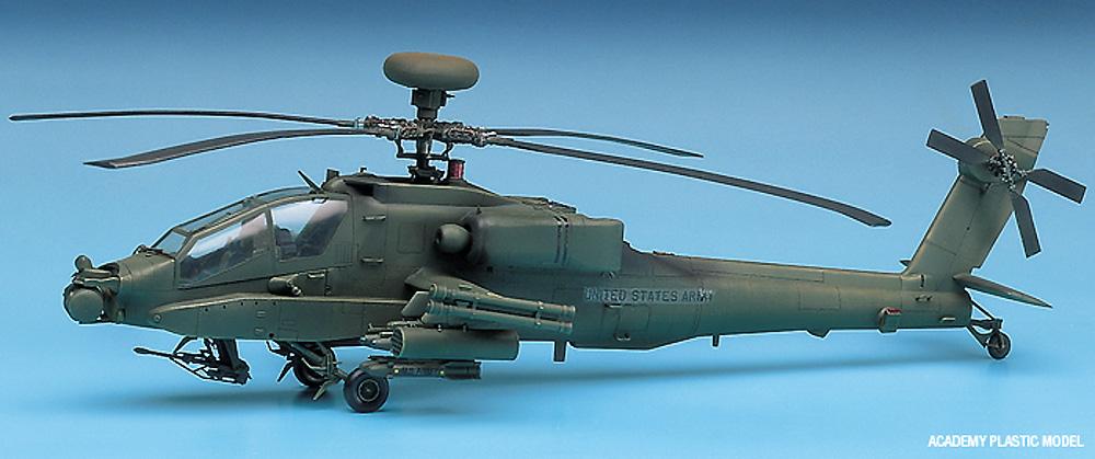 AH-64A アパッチ MSIPプラモデル(アカデミー1/48 AircraftsNo.12262)商品画像_2