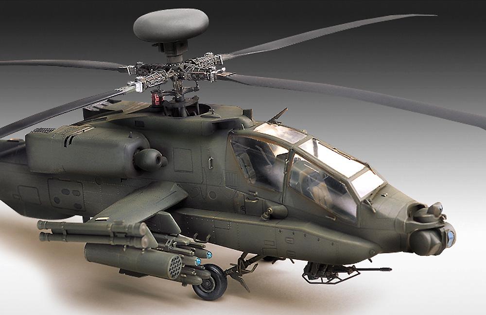 AH-64A アパッチ MSIPプラモデル(アカデミー1/48 AircraftsNo.12262)商品画像_4