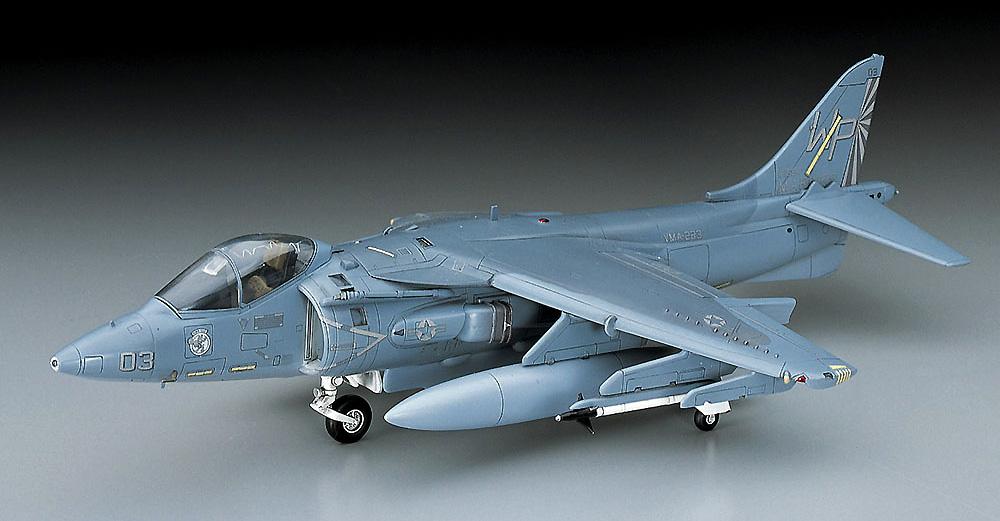 AV-8B ハリアー 2プラモデル(ハセガワ1/72 飛行機 DシリーズNo.D019)商品画像_2