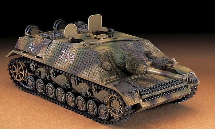 Sd.kfz.162 4号駆逐戦車 L/48 初期型プラモデル(ハセガワ1/72 ミニボックスシリーズNo.MT049)商品画像_3