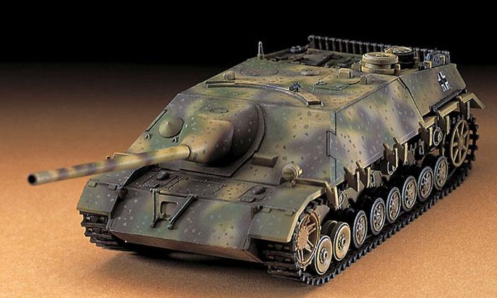 Sd.kfz.162/1 4号戦車 /70(V) ラングプラモデル(ハセガワ1/72 ミニボックスシリーズNo.MT050)商品画像_3