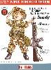 アメリカ陸軍女性兵士 (湾岸戦争) サンディ / コルトM16A2