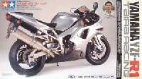 タミヤ1/12 オートバイシリーズフルビュー ヤマハ YZF-R1 タイラレーシング