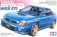 タミヤ1/24 スポーツカーシリーズスバル インプレッサ WRX Sti