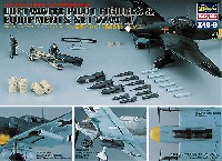 ハセガワ1/48 エアクラフト イン アクション シリーズドイツ空軍 パイロット & 装備品セット W.W.2