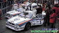 ハセガワ1/24 自動車 CRシリーズランチア 037 ラリー モンテカルロ ラリーウイナー