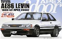 トヨタ AE86 レビン 1600GT APEX 2ドア 後期型