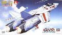 ハセガワ1/72 マクロスシリーズVF-1J バルキリー (TV版カラーリング)