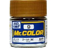 ゴールド (金) (メタリック) (C-9)