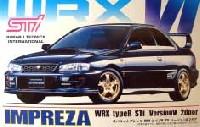 スバル インプレッサ WRX Type R Sti バージョン6 2ドア