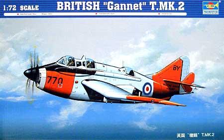 フェアリー ガネット T.Mk2プラモデル(トランペッター1/72 エアクラフト プラモデルNo.01630)商品画像