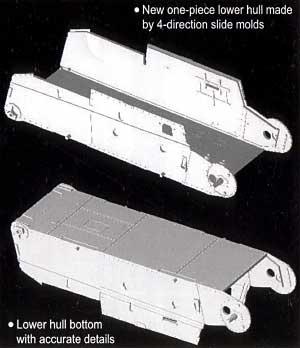 38(t) 7.5cm対戦車自走砲 マーダー3 Ausf.H (スマートキット)プラモデル(ドラゴン1/35 '39-'45 SeriesNo.6331)商品画像_2