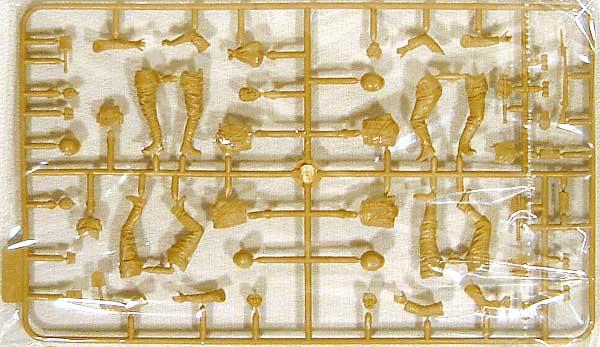 白兵戦 ドイツ軍vsソ連軍 1941-42年 (東部戦線シリーズ No.3)プラモデル(マスターボックス1/35 ミリタリーミニチュアNo.MB3524)商品画像_1