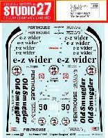 スタジオ27F-1 オリジナルデカールウイリアムズ FW07 Old Smuggler 1980